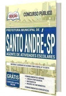 Apostila Concurso Prefeitura De Santo Andre Agente De Atividades
