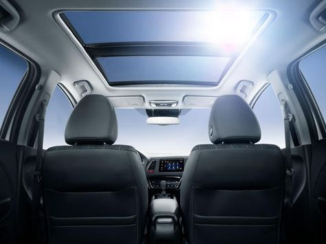 Honda Hr V Panoramic Glass Roof Honda Hrv Honda Hrv
