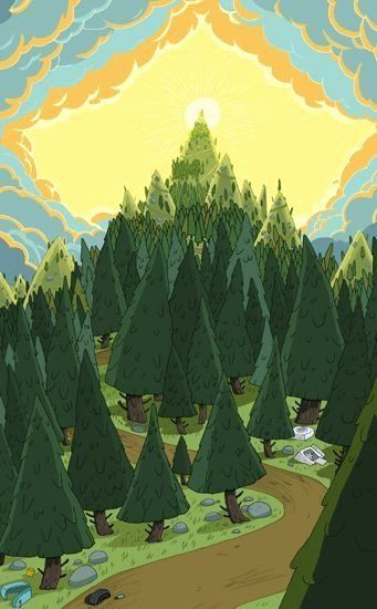 Adventure Time Wallpaper Landscape Best Of Pin By Felix On Inktober 2019 Adventure Time Wallpaper Adventure Time Style Adventure Time Background