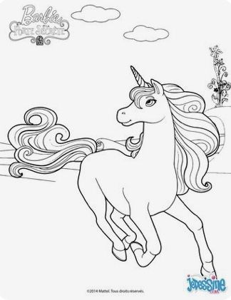 Unicorn Coloring Pages By Linda Poggenpoel On Mernaids And Unicorns