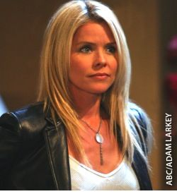 Kristina Wagner her hair is always so perfect on GH