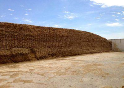 Bunker Walls Hanson Silo Company In 2020 Silos Bunker Precast Concrete