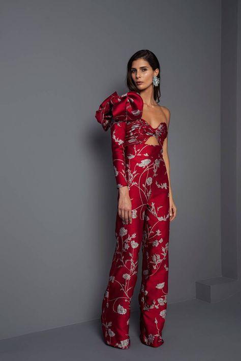 Johanna Ortiz Autumn/Winter 2017 Ready to Wear   British Vogue