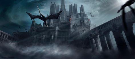 Dark Castle, Alejandro Olmedo