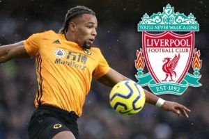 Liverpool To Bring Adama Traore To Replace Sadio Mane Or Mo Salah In 2020 Sadio Mane Liverpool Mo Salah