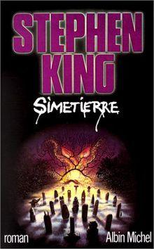 Simetierre De Stephen King Telecharger Lire En Ligne Livre