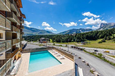 27 best Résidence Les Toits du Dévoluy*** Superdévoluy Alpes du Sud