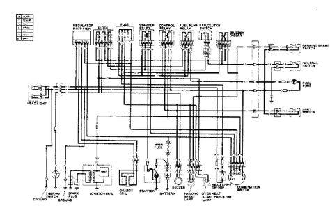 Honda 3011 Wiring Schematic 1 Wire Honda Battery Park