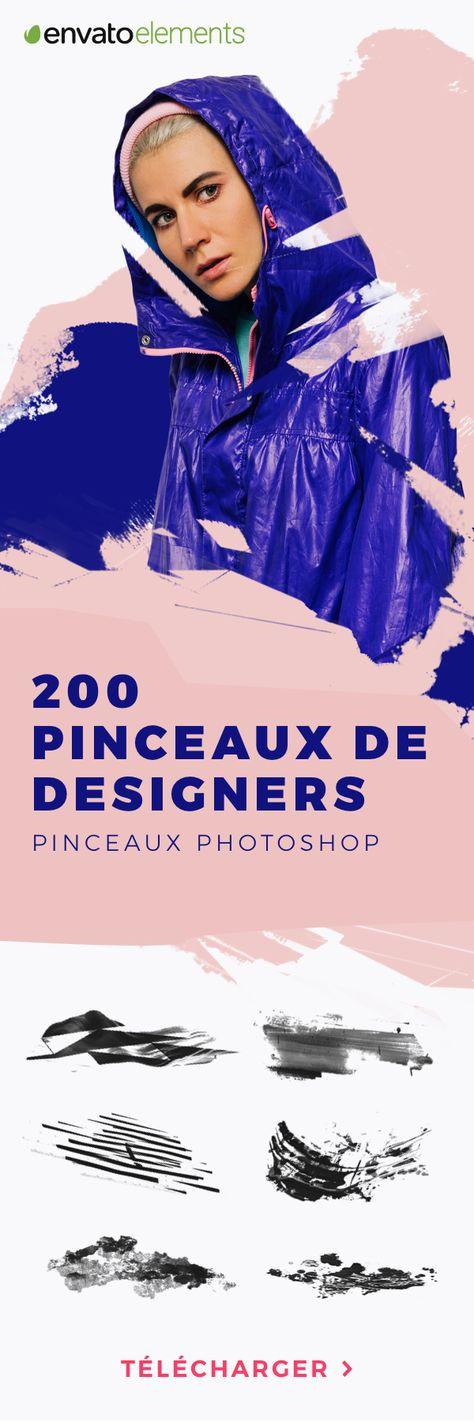 Téléchargements illimités des meilleurs pinceaux Photoshop pour 2019