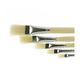Pincelier Bambou Plein 16 Cm Sets De Pinceaux Aquarelle