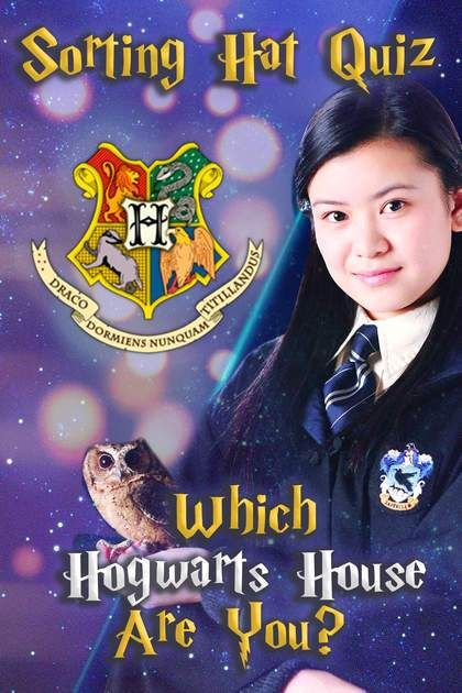 Sorting Hat Quiz Which Hogwarts House Are You Harry Potter House Quiz Which Hogwarts House Harry Potter Houses