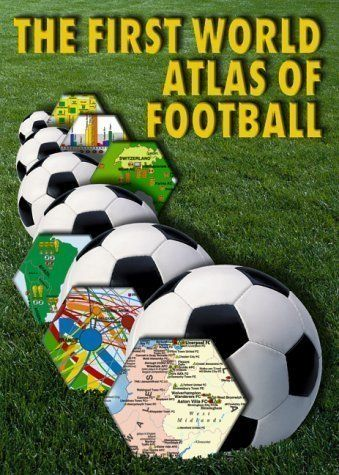 Do You Search For The First World Atlas Of Football By Jelinek Radovan Tomes Jiri Published By Bohemia Hobbies 2002 The First World Atla First World Tome World