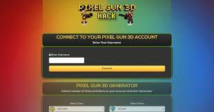 pixel gun 3d hacks no download or survey