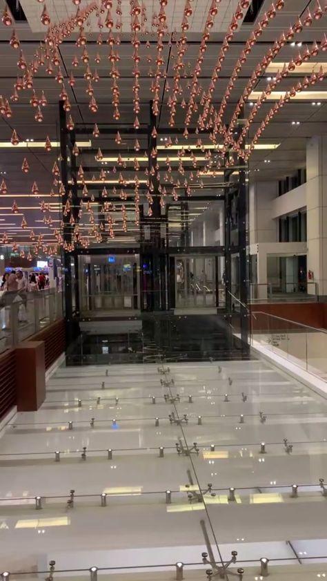 Kinetic Rain @ Changi Airport, Singapore 🌧