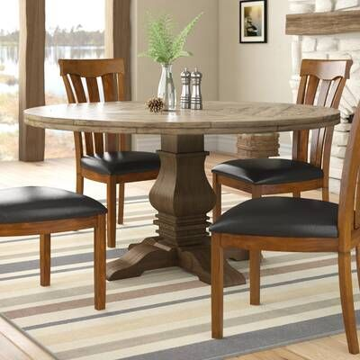 Carnspindle Extendable Butterfly Leaf Dining Table Solid Wood Dining Table Wood Dining Table Extendable Dining Table