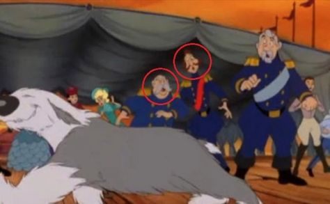 12 Cameos en donde Disney ocultó muy bien a sus personajes en las películas - Imagen 10