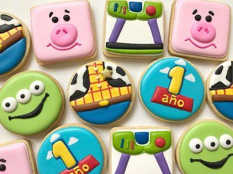 De mis favoritas ❤️ #toystorycookies #toystory #decoratedcookies #lagalleteriarg