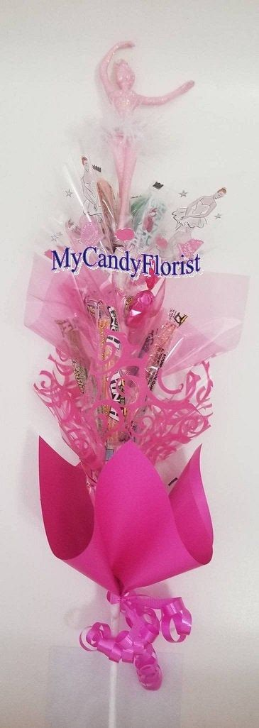 Elegant Gift Topped wa Pegasus PEGASUS Giant Candy Wand The Latest TRENDING Gift 15 Tall Candy Bouquet Gift