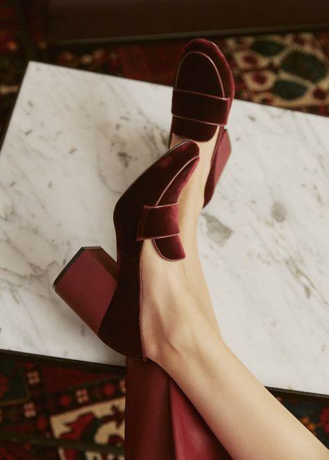 abc276787396 Классические туфли-лоферы ALLA PUGACHOVA с массивным каблуком. Модель  выполнена из текстиля благородного цвета