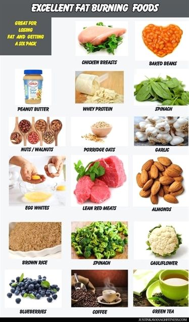 fat burning food diet plan