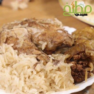 طريقة عمل برياني دجاج خطوة بخطوة بالصور وصفات طبخ وصفات دجاج وصفات رمضانية Food Pork Meat