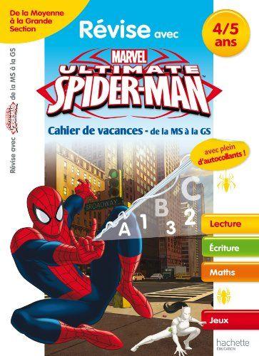 Livreinside Bachmeiera Telecharger Revise Avec Spider Man Ms Gs Cah En 2020 Cahier De Vacances Livres A Lire Ms Gs