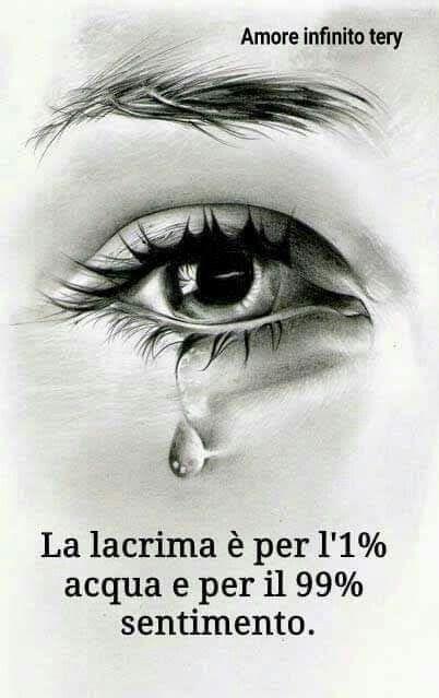 Lacrime Sentimenti Black Disegno Occhi Arte E Citazioni