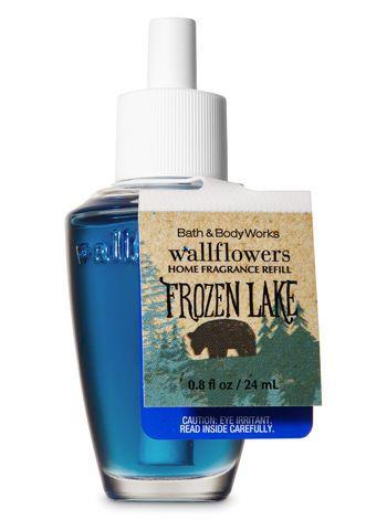 Frozen Lake Wallflowers Fragrance Refill Bath And Body Works Bath And Body Works Bath And Body Fragrance