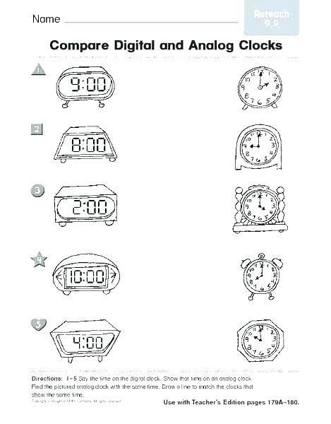 23 Telling Time Worksheets Grade 1 Matching Time Worksheets Digital Clock Worksheet Free Tell Telling Time Worksheets Time Worksheets Clock Worksheets