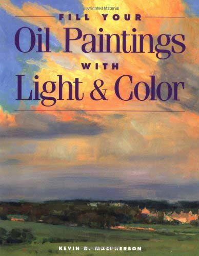 Oil Painting Books : painting, books, Painting, Books, Aspiring, Artists, Techniques,, Painted, Books,, Simple