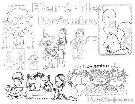 Efemérides Noviembre Efemerides De Noviembre Efemerides