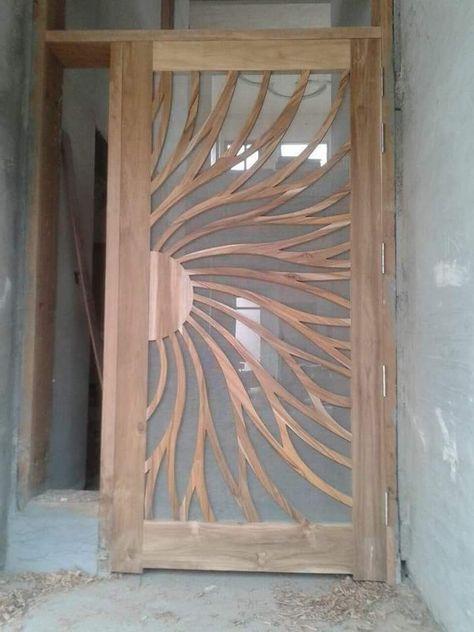 Wooden Jali Door Design Main 64 Ideas In 2020 Wood Doors Interior Wooden Main Door Design Wooden Door Design