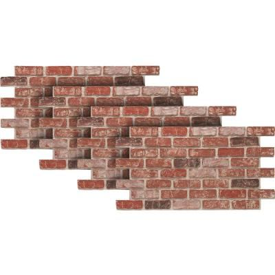 Faux Brick Wall Panels Home Depot Brick Wall Paneling Faux