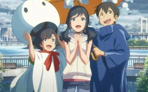 Weathering With You Review: Anime Film Offers a Deluge of Beauty