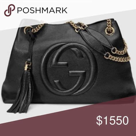 13b4ead87d15 Spotted while shopping on Poshmark: Gucci SoHo bag! #poshmark #fashion # shopping #style #Gucci #Handbags