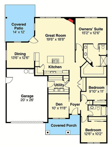 Plan 72853da Quaint Country Home With Plenty Of Nostalgia Country House Decor House Plans How To Plan