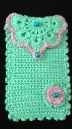 bastante agradable obtener en línea Tienda online Porta celulares al crochet home: Crochet Phone Case | Tejidos de ...