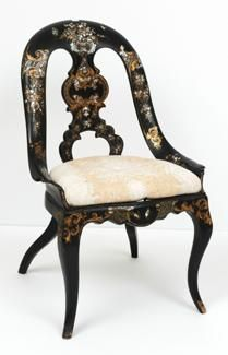 Beautiful Chapter 1   Paper Mache Chair   Industrial Revolution