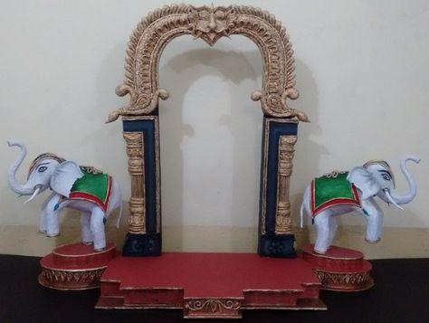 Easy Ganpati Decoration Ideas