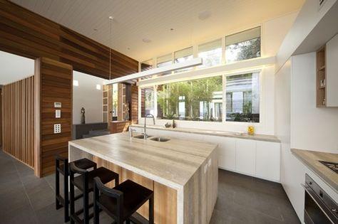 exquisite modern beach house in australia idesignarch interior design architecture concrete floors pinterest house interior design interiors and