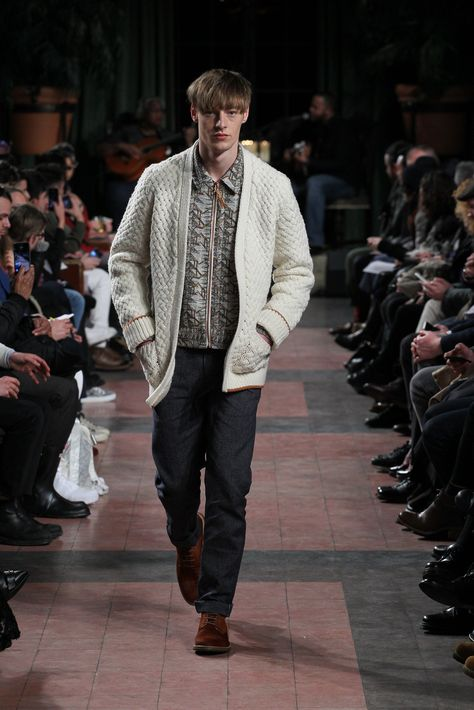 Billy Reid Fall 2015 Menswear - Collection - Gallery - Style.com