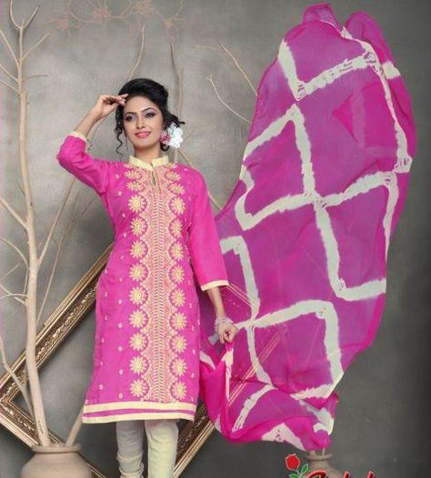 5ec0fc97d1 Specification : NAME : Mastar Gulab TOTAL DESIGN : 8 PER PIECE RATE : 397/-  FULL CATALOG RATE : 3176/- WEIGHT : 7 Type : Churidar Dress Materials MOQ  ...