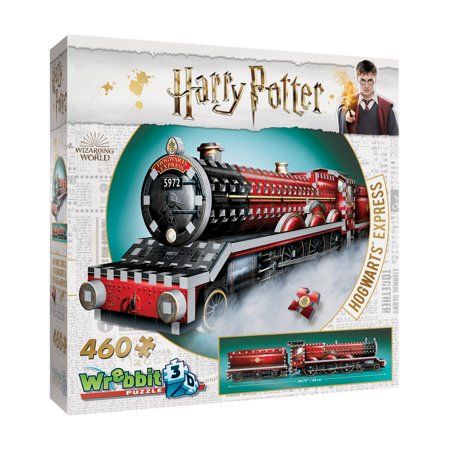 Harry Potter Collection - Hogwarts Express 3D Puzzle: 460