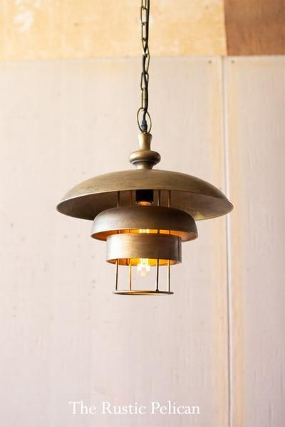 Modern Industrial Lighting This Pendant Light Creates A Farmhouse