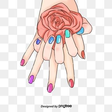 Nail Clipart Nail Nail Polish Cosmetic Polish In 2020 Clip Art Pink Posters Graphic Design Background Templates