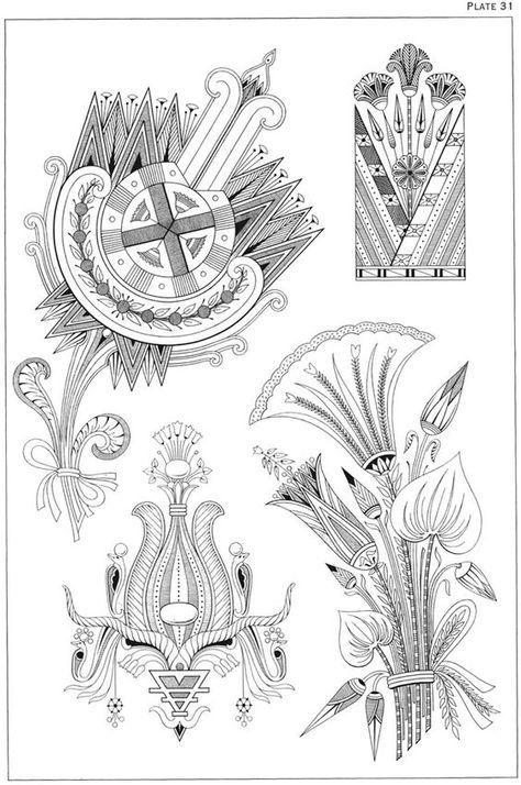 List of Pinterest ornamenty tattoo sleeve art nouveau ideas
