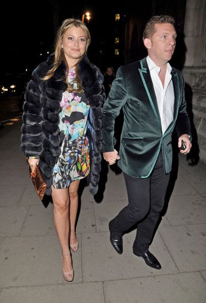 Holly Valance Photos And Nick Candy At For The Faberge Egg Hunt Grand Auction