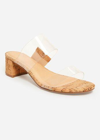 Wide width sandals, Low heel sandals