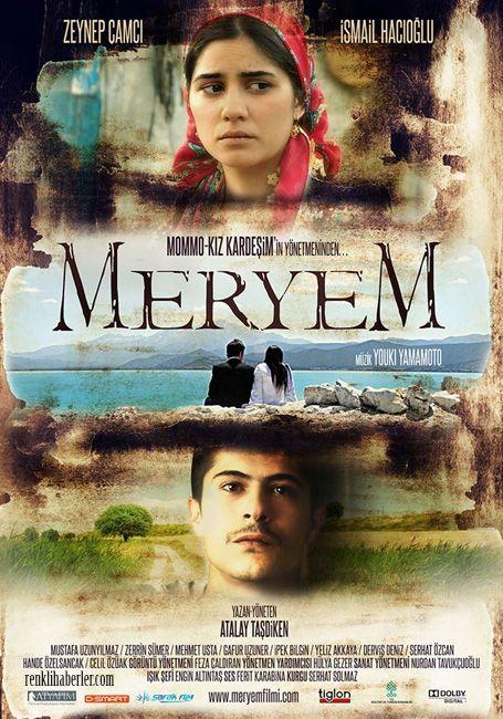 Meryem 20 Eylul 2013 Cuma Vizyon Filmi Meryem Sinema Movie Ismail Haci In 2020 Film Books Film Film Movie