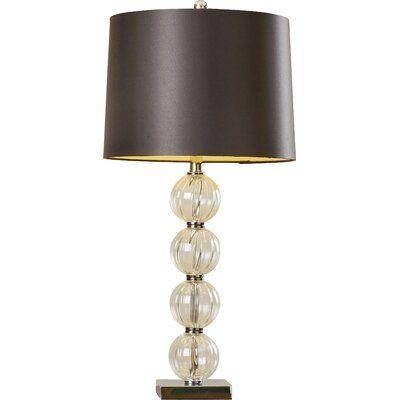 Willa Arlo Interiors Stantonsburg 30 Table Lamp Birch Lane In 2020 Table Lamp Lamp Modern Table Lamp
